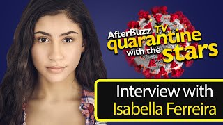 How Love Victor's Isabella Ferreira is Surviving the Quarantine   AfterBuzz TV