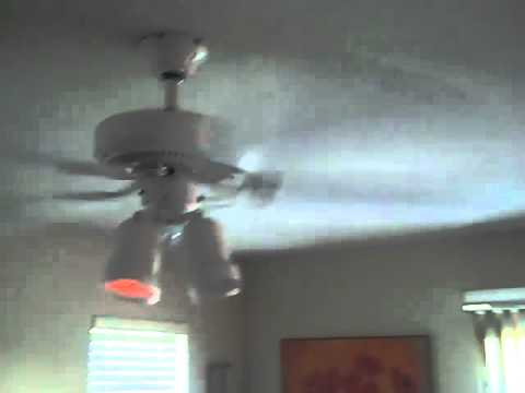 Broan ceiling fan at my grandmothers house youtube broan ceiling fan at my grandmothers house aloadofball Images