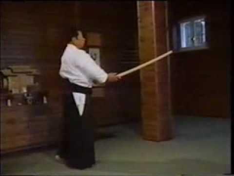 Morihiro Saito 7 ken suburi