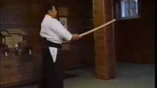 Morihiro Saito 7 ken suburi(Morihiro Saito fazendo os 7 movimentos de boken., 2009-07-20T11:06:52.000Z)
