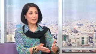Bamdad Khosh - Sokhan e Zan - TOLO TV / بامداد خوش - سخن زن - طلوع