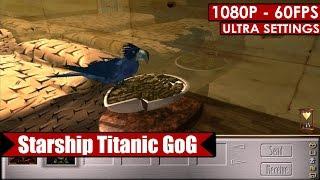 Starship Titanic GoG gameplay PC HD [1080p/60fps]