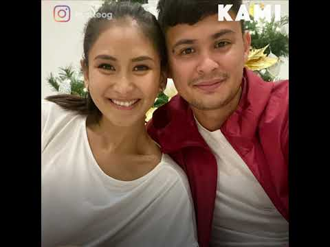 Strict coach Sarah   KAMI  For Matteo Guidicelli, the best workout coach is his wife, Sarah Geronimo
