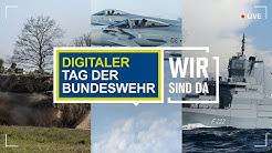 Digitaler Tag der Bundeswehr | LIVE vom 13. Juni 2020