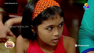 Uppum Mulakum│ നീലുവിന്റെ പാചകം മോശമാണെന്ന് | Flowers│EP#106