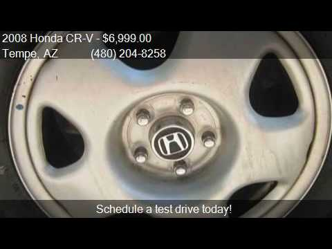 2008 Honda CR-V LX 4dr SUV for sale in Tempe, AZ 85281 at Ba
