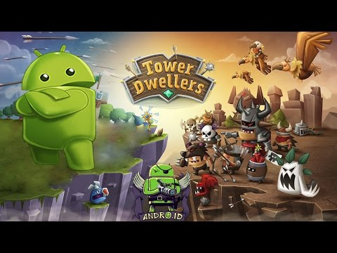 Top-20 Tower Defense Game for Android #5 Tower Dwellers