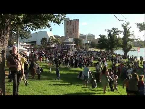 Australia Day Adelaide South Australia 2013 Part 8 of 8