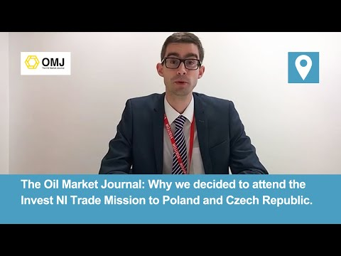 The Oil Market Journal | Trade Mission to Poland & Czech Republic