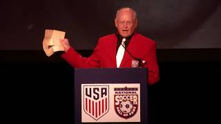 National Soccer Hall of Fame Class of 2017 Induction: Dr. Joe Machnik