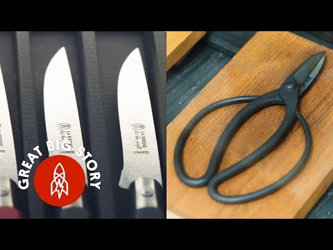 Stay Sharp With $35,000 Scissors and Knife Massages