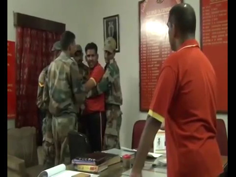 [Leaked Video] Disobedience/ Mutiny inside Indian Army unit