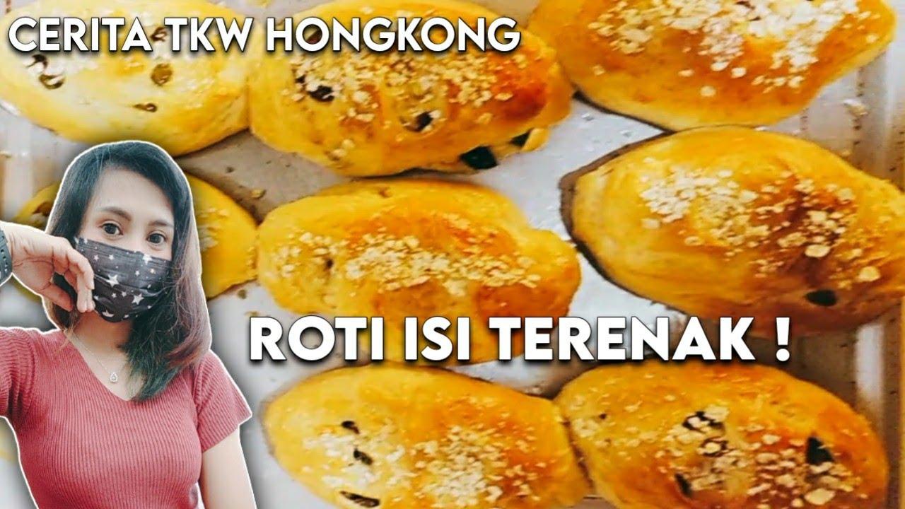 ROTI SEHAT ANEKA KACANG ALA TKW hongkong