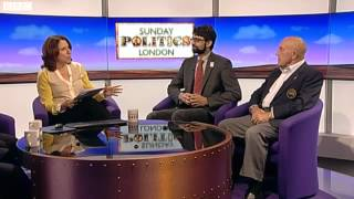 'Go Dutch' - Sunday Politics London, 10th June 2012