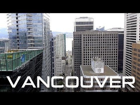 MY NEW FAVORITE CITY - VANCOUVER, CANADA