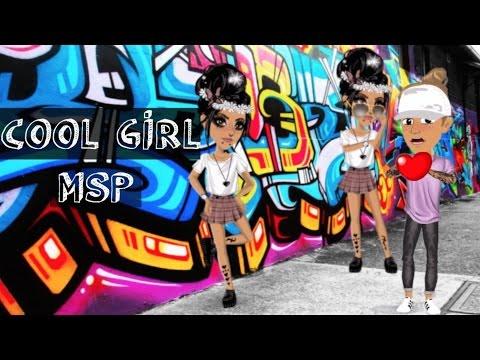 Cool girl - Msp
