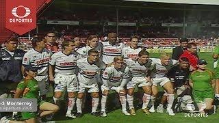 Futbol retro: Final Toluca 6-3 Monterrey - Apertura 2005 | Televisa Deportes