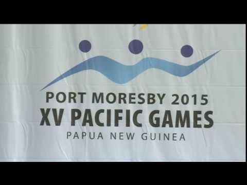 Pacific Games  2015 Weightlifting  WOMENS 53kg