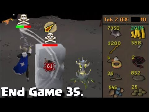 HUGE PKs and The Final Grind - Old School Runescape