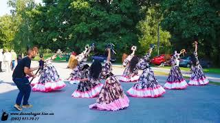 Цыганский уличный танец