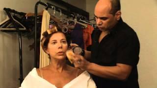 Repeat youtube video making of Angela Vieira