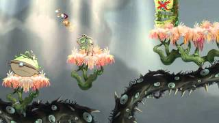 Rayman Jungle Run - LaunchTrailer [US]