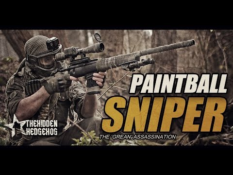 MANHUNT: PAINTBALL SNIPER ASSASSIN!!!!