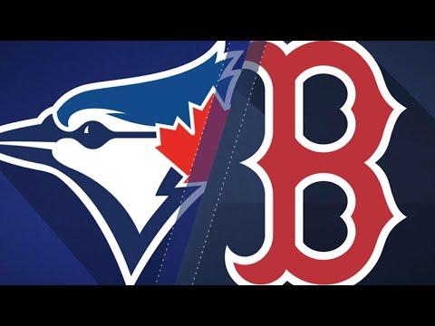 Martinez, Devers, Bogaerts lead Red Sox: 9/13/18