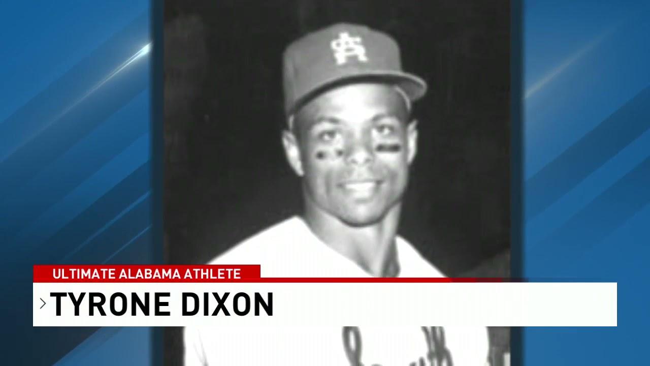 Ultimate Alabama Athletes: Tyrone Dixon- NBC 15 WPMI