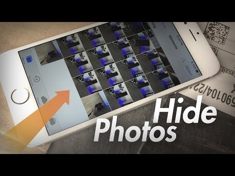 How To Hide Photos On IPhone 6 - Lock Them