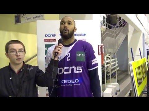 Lanester Handball  - Caen 19-25