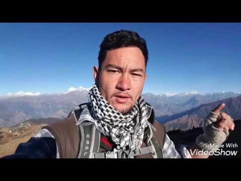 Nepal Gosaikunda Lake - Trekk and Swim