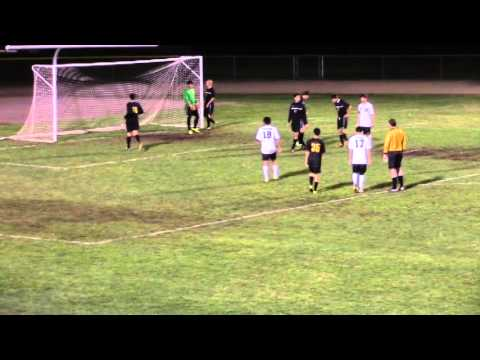 Nipomo High School Senior Night vs. Cabrillo Boys Soccer 2/11/14