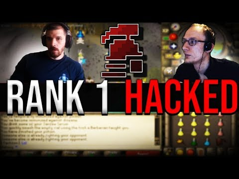 Rank 1 HCIM CB Taken Out, Jagex Bot Update For OSRS, He Finally Gets A Reward OSRS