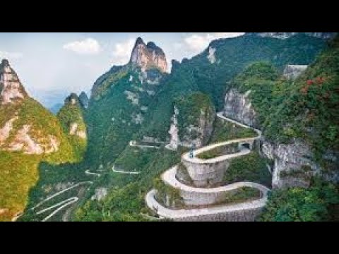 10 World's Most Dangerous Roads That Actually Exist!