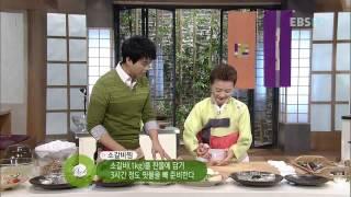 최고의 요리 비결 - 윤숙자, 소갈비찜과 과일나박김치_…