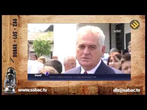 """09.06.2017. - Gostovanje Saše Jankovića u emisiji """"Dobar, loš, zao"""" na RTV Šabac"""