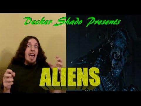 Aliens Review by Decker Shado