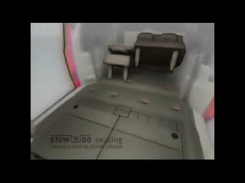 2005 Dodge Caravan Madagascar Movie TV Commercial