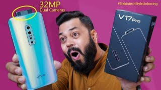 vivo V17 Pro Unboxing & First Impressions ⚡⚡⚡ 32mp Dual Pop-Up Selfie & 48mp Quad Camera Goodness!!