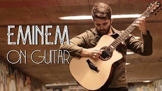 Download EMINEM ON GUITAR (Lose Yourself) - Luca Stricagnoli - Fingerstyle Guitar