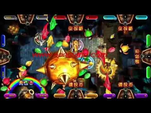 IGS Fish Betting Game Rumble Fish arcade 12 Bets casino machine