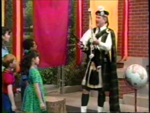 Barney & Friends  A World of Music Part 1