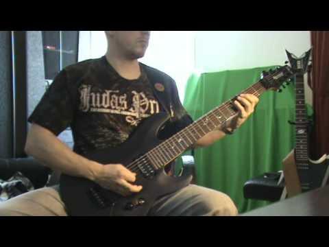 Judas Priest - Ram it Down - Guitar cover