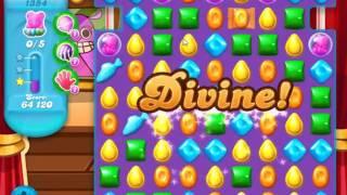 Candy Crush Soda Saga Level 1354 - NO BOOSTERS