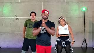 45min Hip-Hop Fit Dance Workout \