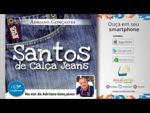 Audiolivro | Santos de Calça Jeans
