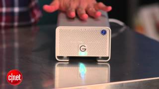 First Look: G-Tech G-RAID with Thunderbolt