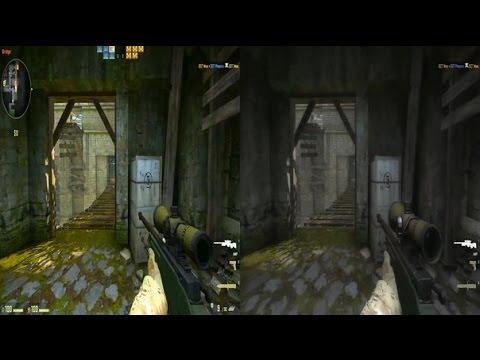 Улучшение картинки в CS:GO Или как избавиться от Блевотного фильтра GNSersh