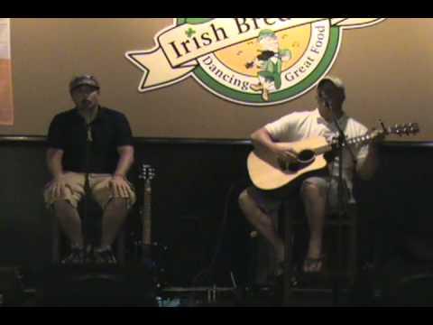 Jason Dotson and Alex Robinson- Help Me Hold On